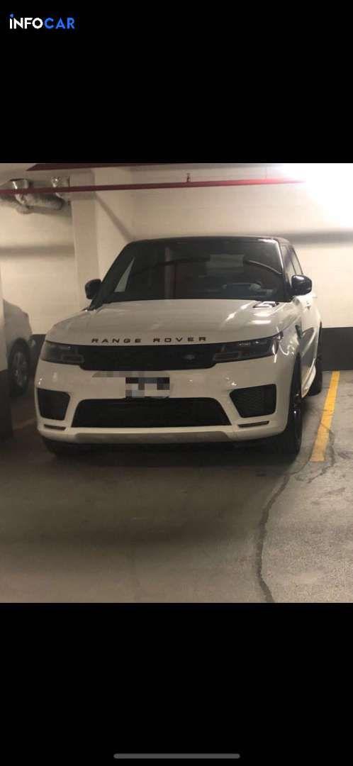 2020 Land Rover Range Rover Sport P525 V8 - INFOCAR - Toronto's Most Comprehensive New and Used Auto Trading Platform