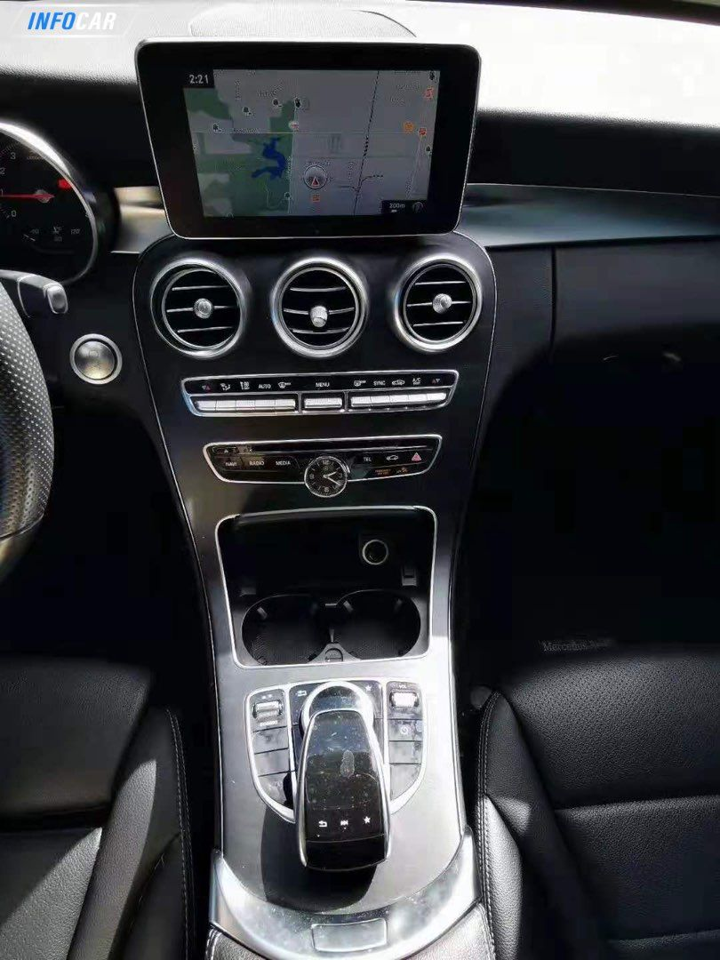 2018 Mercedes-Benz C-Class C300 4 MATIC - INFOCAR - Toronto's Most Comprehensive New and Used Auto Trading Platform