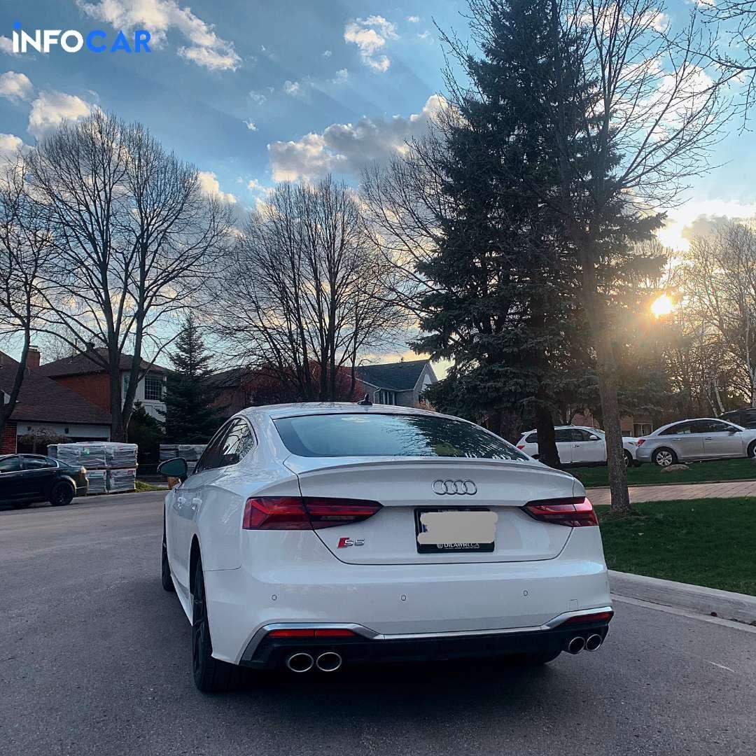 2021 Audi S5 SPORTBACK - INFOCAR - Toronto's Most Comprehensive New and Used Auto Trading Platform