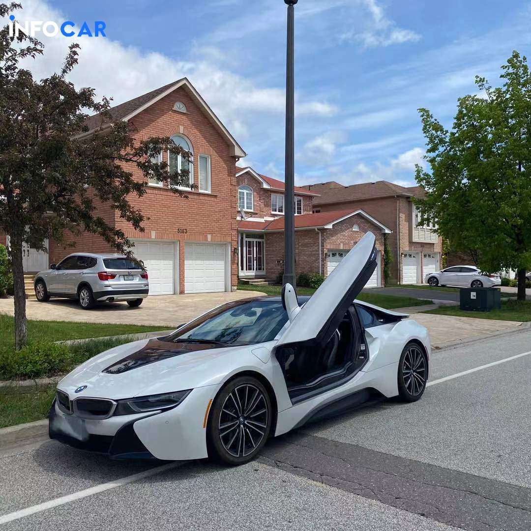 2019 BMW I8 coupe - INFOCAR - Toronto's Most Comprehensive New and Used Auto Trading Platform