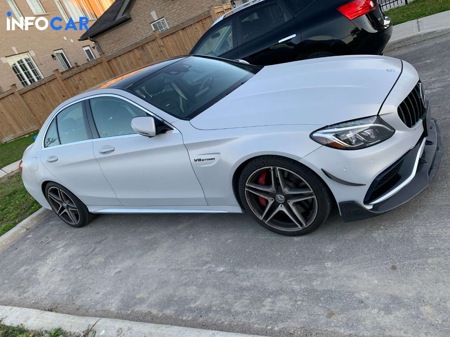 2017 Mercedes-Benz C-Class c63s - INFOCAR - Toronto's Most Comprehensive New and Used Auto Trading Platform