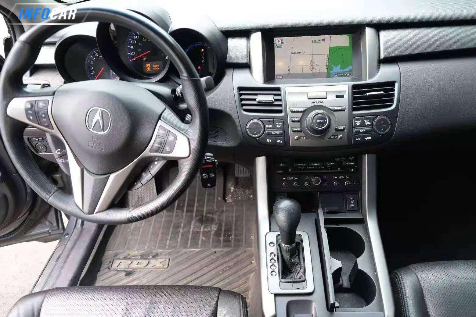 2011 Acura RDX RDX TECHNOLOGY - INFOCAR - Toronto's Most Comprehensive New and Used Auto Trading Platform