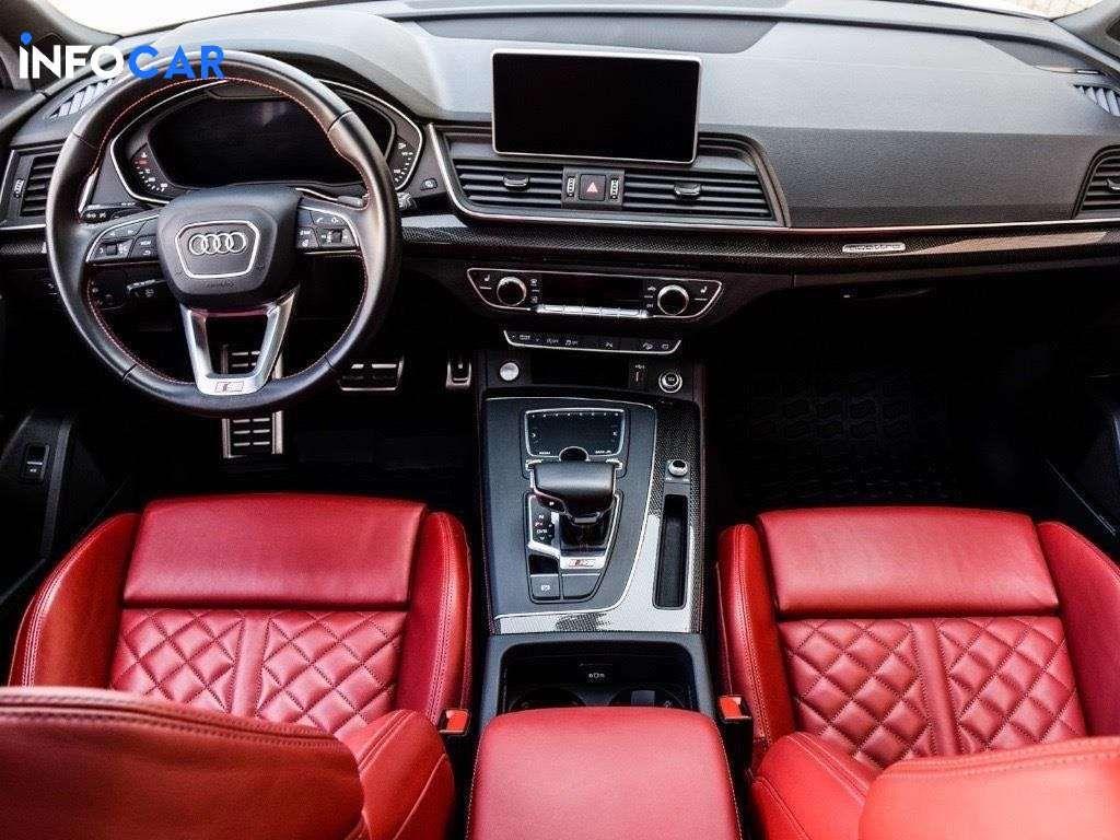 2018 Audi Q5 SQ5 - INFOCAR - Toronto's Most Comprehensive New and Used Auto Trading Platform