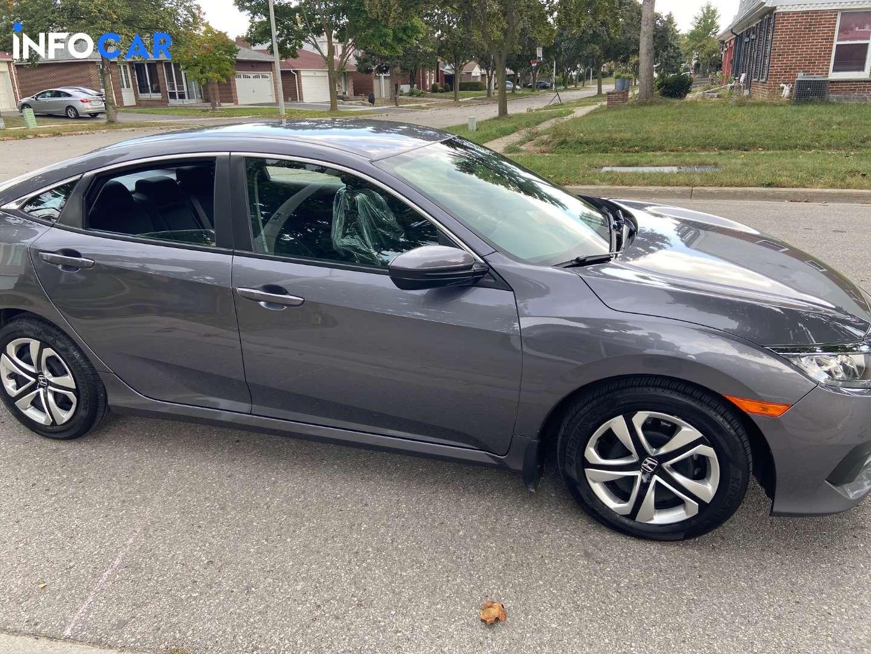 2018 Honda Civic Sedan LX CVT - INFOCAR - Toronto's Most Comprehensive New and Used Auto Trading Platform