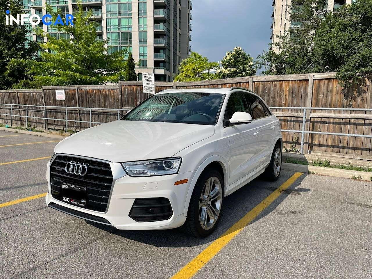 2017 Audi Q3 Progressiv - INFOCAR - Toronto's Most Comprehensive New and Used Auto Trading Platform