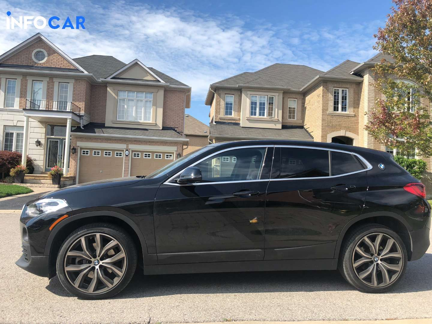 2018 BMW X2 null - INFOCAR - Toronto's Most Comprehensive New and Used Auto Trading Platform