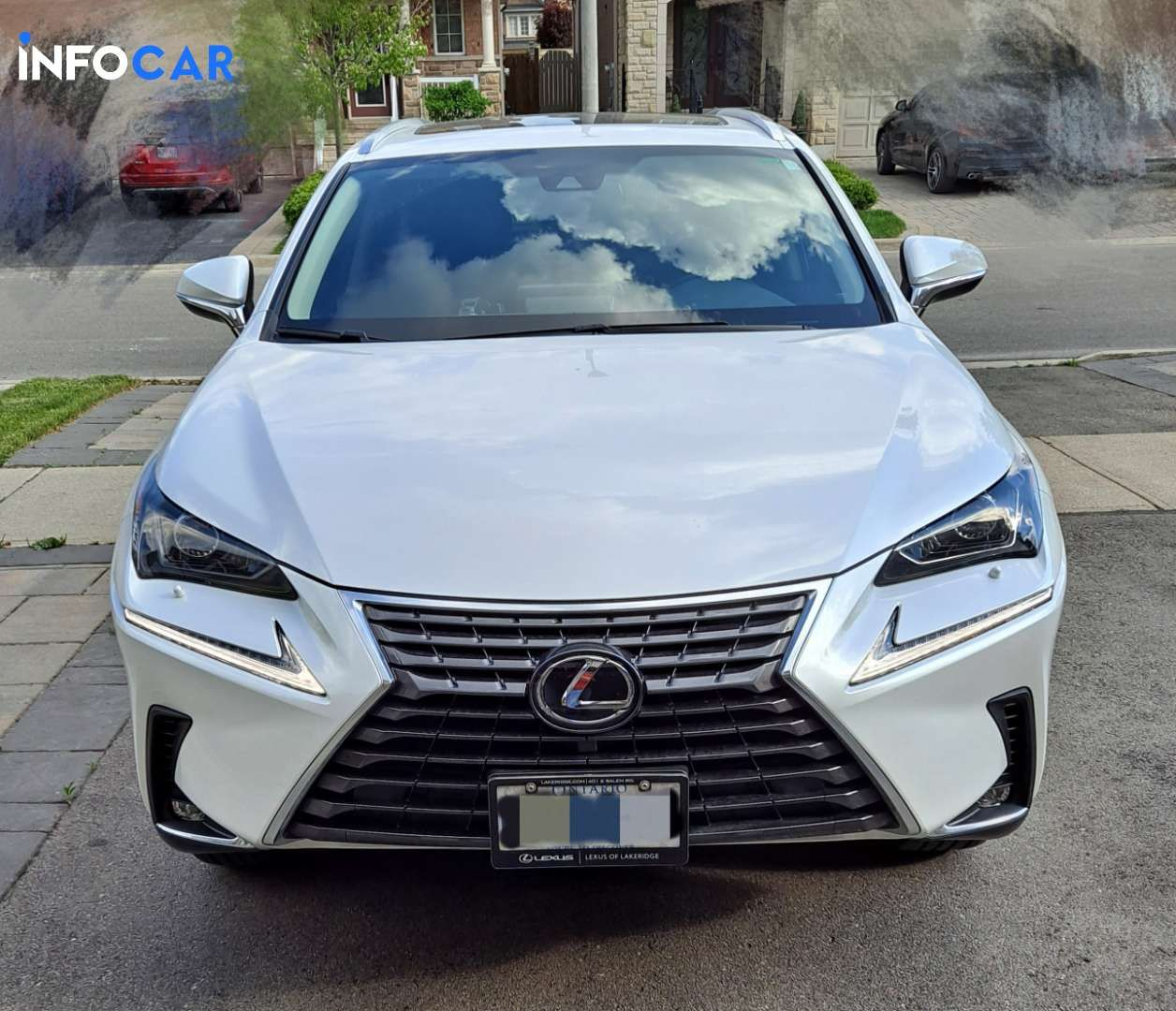 2021 Lexus NX 300 2021 Lexus Auto B - INFOCAR - Toronto's Most Comprehensive New and Used Auto Trading Platform