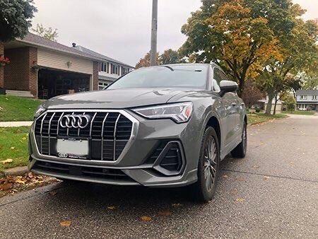 2020 Audi Q3 progressive  - INFOCAR - Toronto's Most Comprehensive New and Used Auto Trading Platform