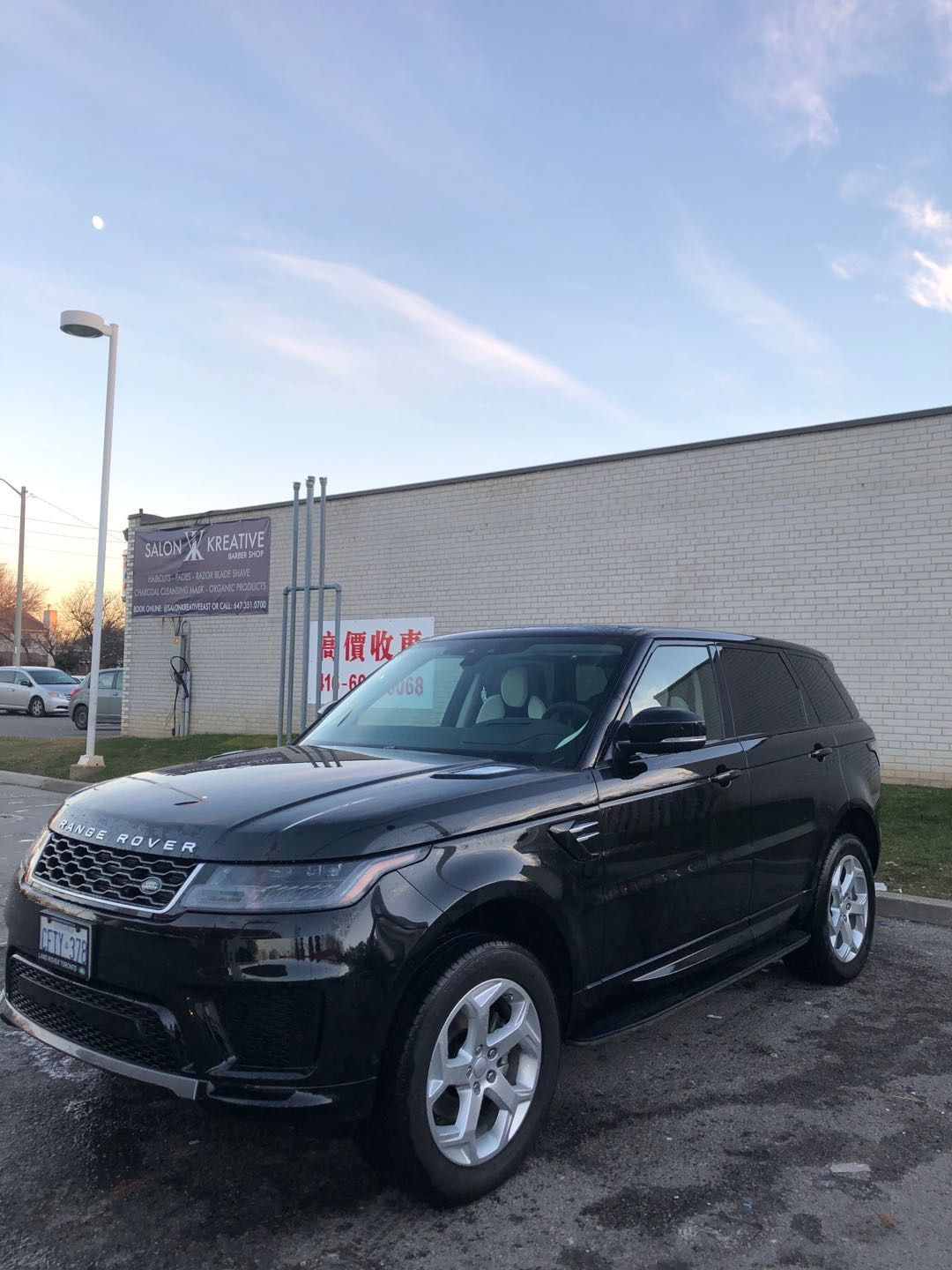 2018 Land Rover Range Rover Sport range rover sport td6 - INFOCAR - Toronto's Most Comprehensive New and Used Auto Trading Platform
