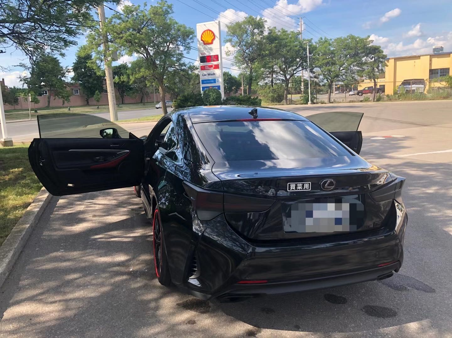 2019 Lexus RC 300 null - INFOCAR - Toronto's Most Comprehensive New and Used Auto Trading Platform