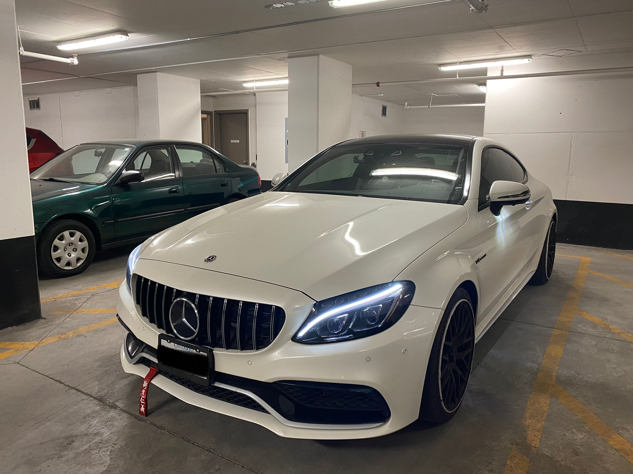 2018 Mercedes-Benz C-Class c63s coupe - INFOCAR - Toronto's Most Comprehensive New and Used Auto Trading Platform