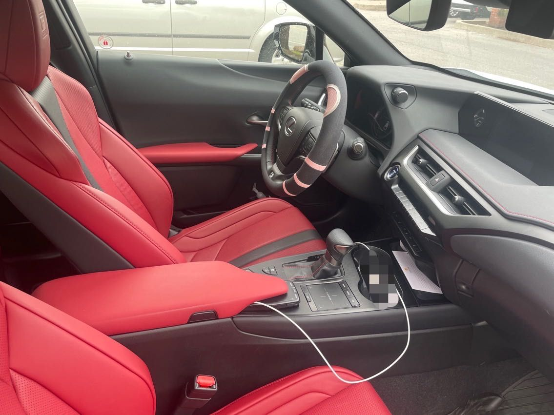 2020 Lexus UX 250h F Sport - INFOCAR - Toronto's Most Comprehensive New and Used Auto Trading Platform