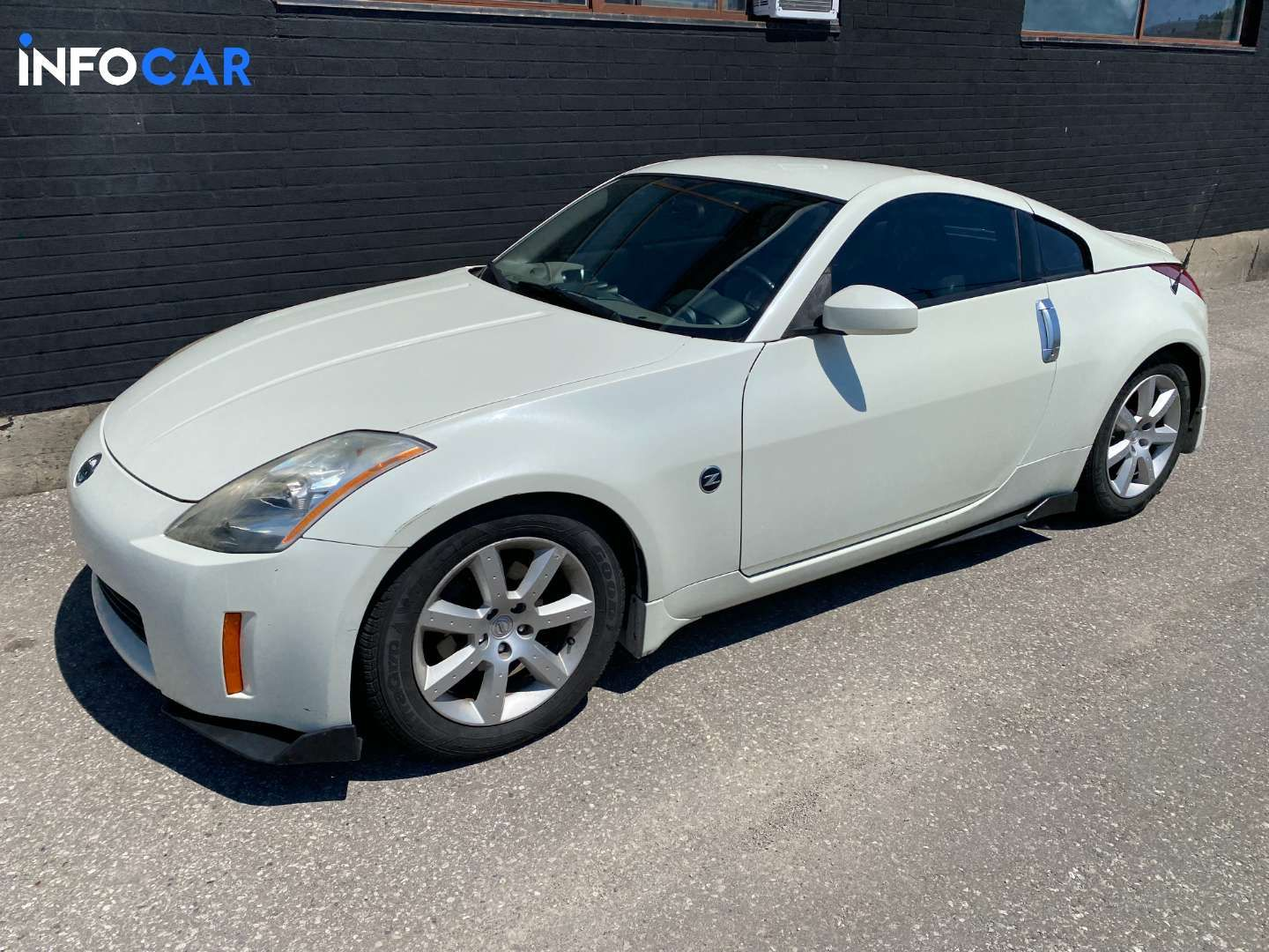 2003 Nissan 350Z Touring - INFOCAR - Toronto's Most Comprehensive New and Used Auto Trading Platform